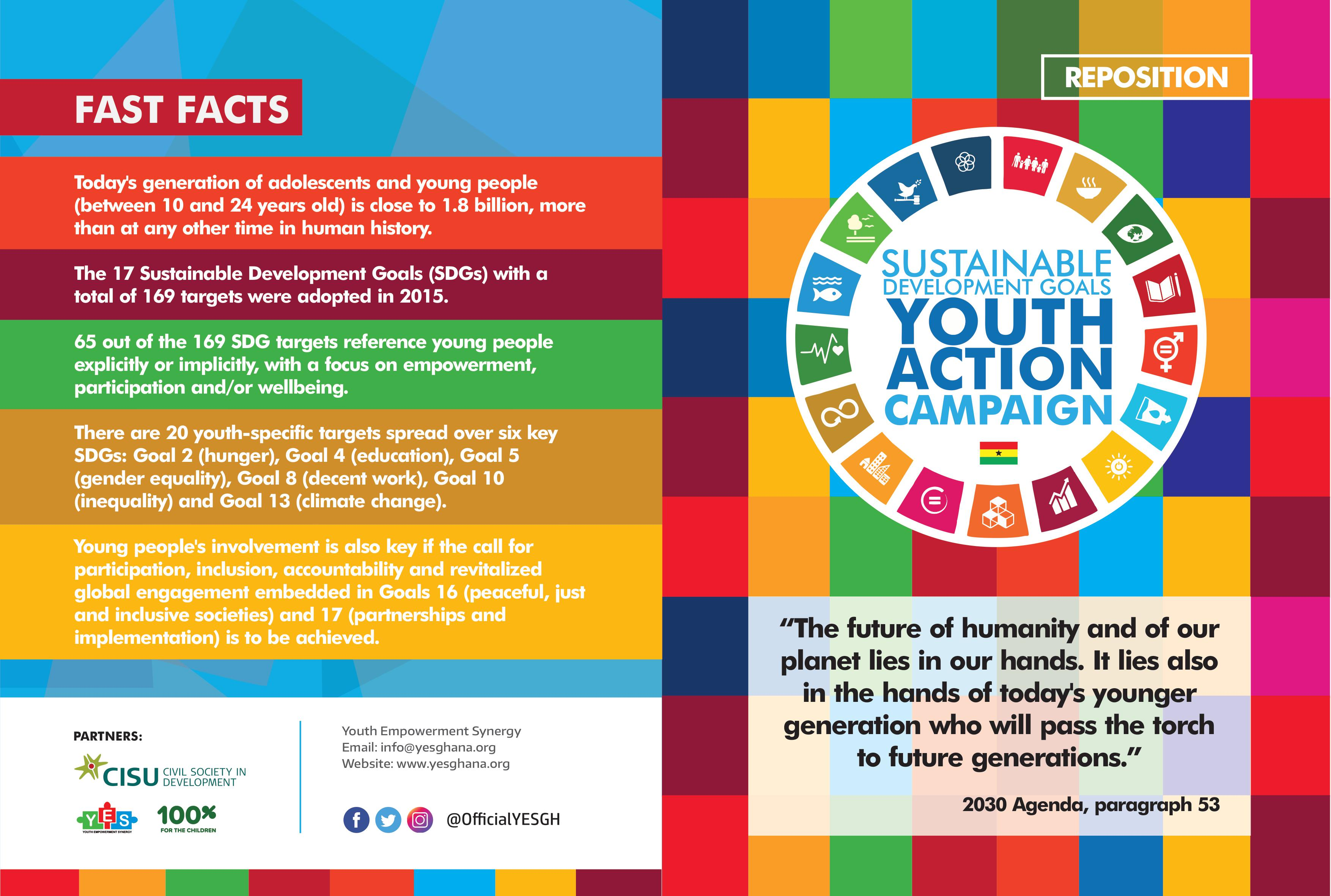 Youth Action Campaign 1